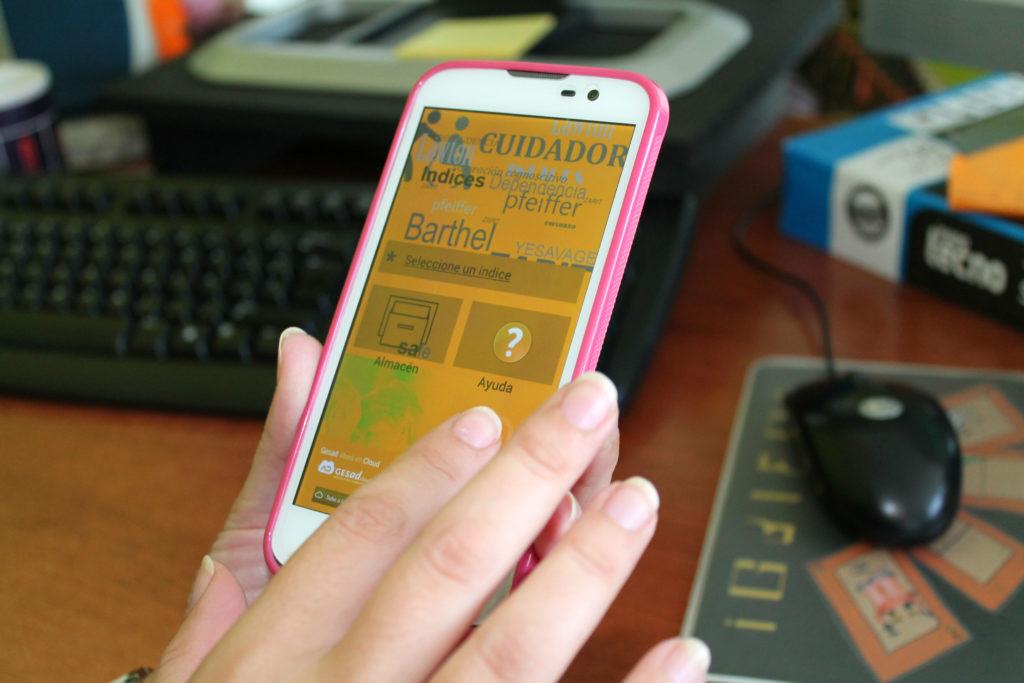 La aplicación se descarga gratuitamente para dispositivos Android. / GT