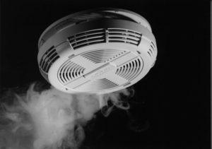 Detector de humo. / GT.