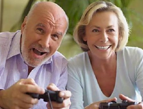Los videojuegos estimulan la memoria y el ánimo en las personas mayor...