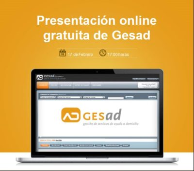 presentación online gesad