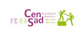 logo censad
