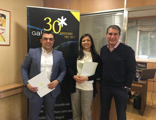 Acuerdo entre Grupo Trevenque y Galileo IyS para mejorar el servicio e...