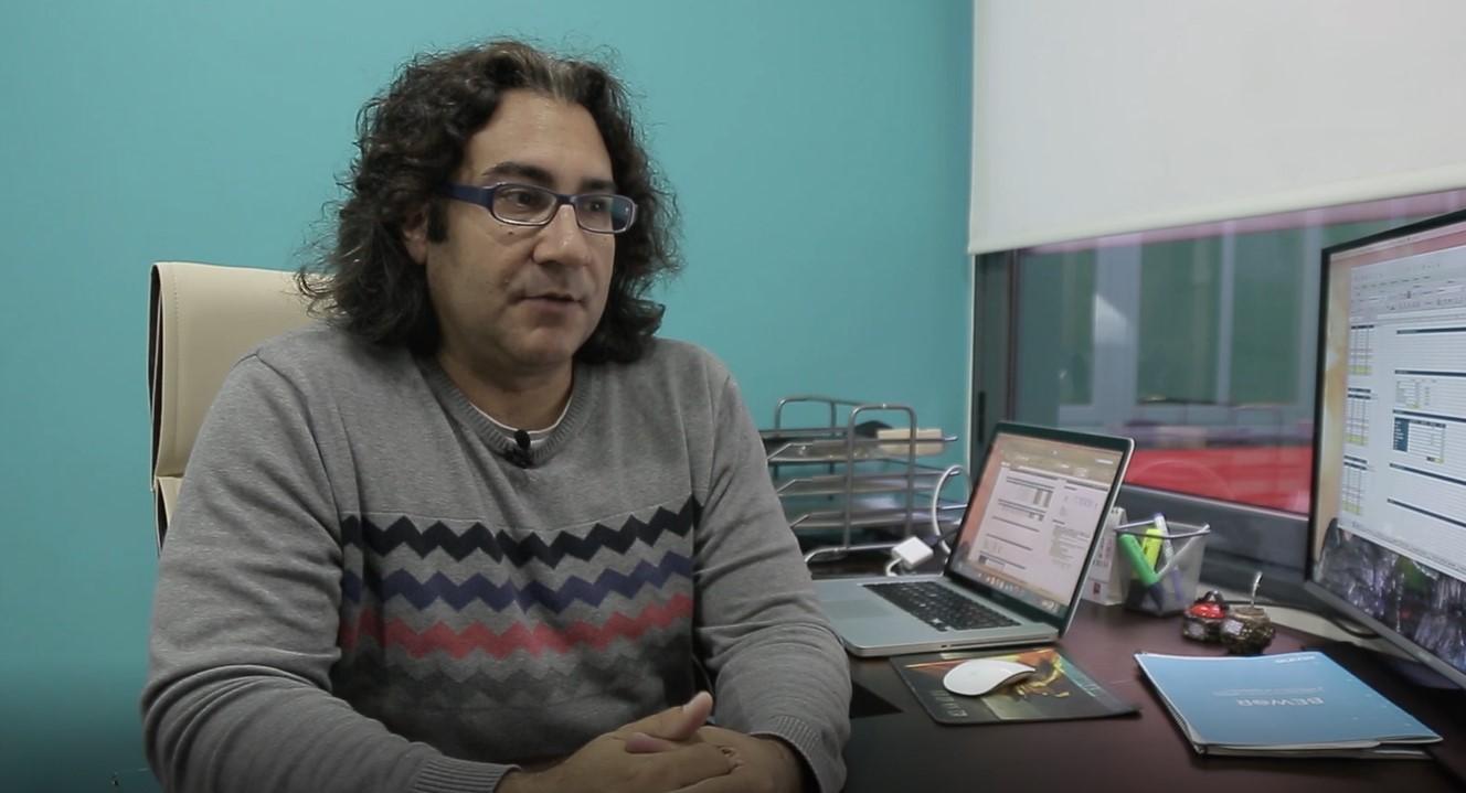Javier Blanco Rubio, director de Ebone