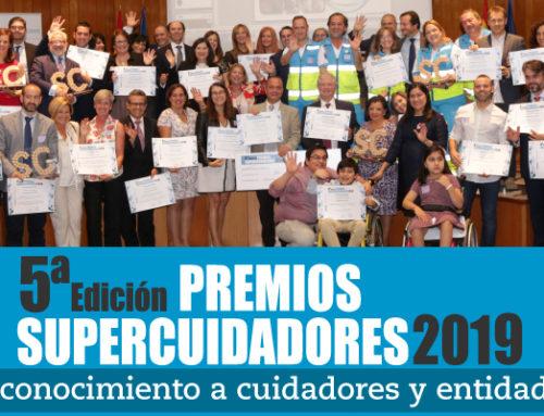 Gesad se presenta a los premios de Supercuidadores con su iniciativa m...