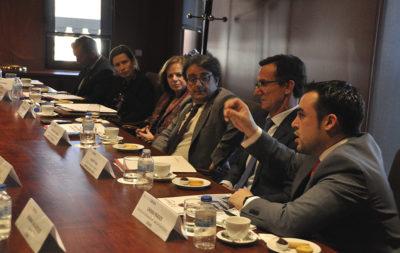 Chema Prados interviene en el I Encuentro Sociosanitario SENDA