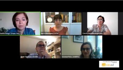 """II Encuentro Virtual: """"Ayuda a domicilio: hacia una nueva realidad"""""""