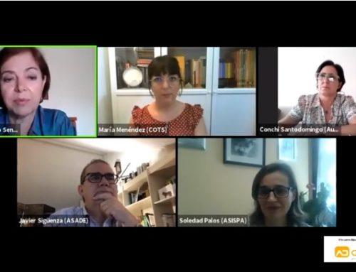 Gesad patrocina el Encuentro Virtual «Ayuda a domicilio: hacia una nu...