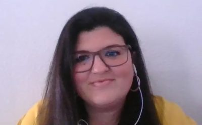 Isabel Nosea, Técnica Especialista en Servicios Domiciliarios de EULEN Sociosanitarios