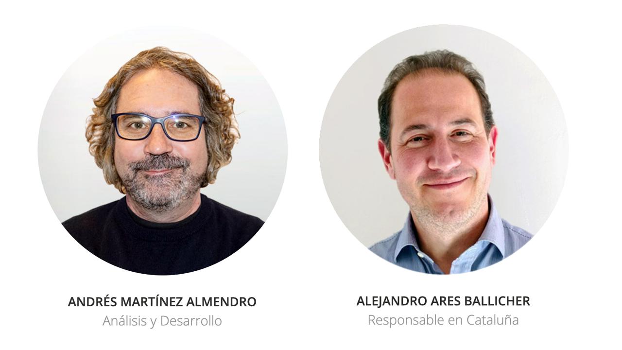 Gesad se refuerza en Madrid y Barcelona ante el aumento de clientes en ambas zonas